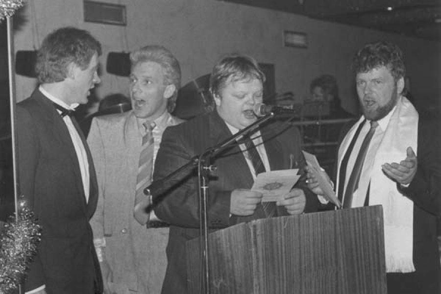 Afmælishátíð Vísis 1986