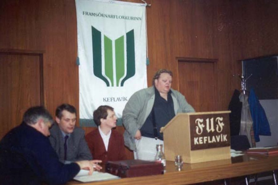 Aðalfundur 29.12.1996