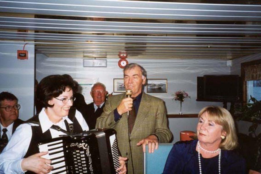 Árshátíð Vísis 1999