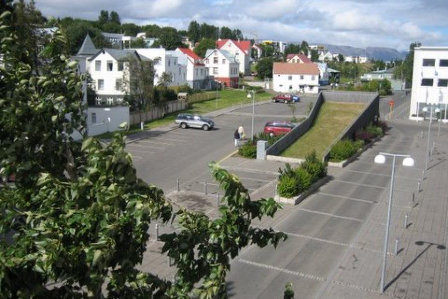 Orlofsíbúð Vísis á Akureyri
